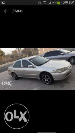 For sale Honda Accord 1999