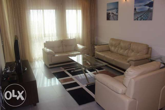 Splendid Sea view 2 BR in Amwaj