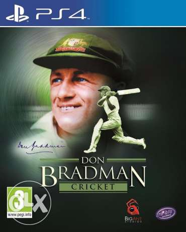 Ps4 Don Bradman Cricket 2015