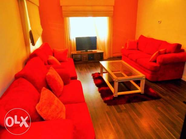 Mahooz- Great flat 2 bedroom fully furnished