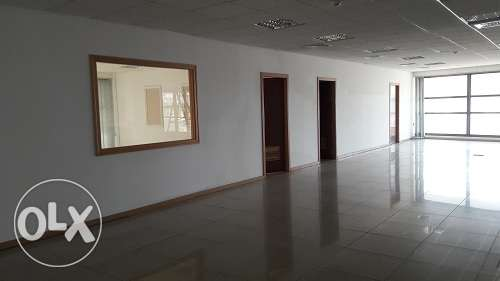 700m2 office space for rent in Manama with built in gypsum partition