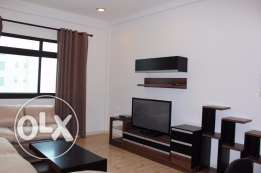 2 bedroom flat fully furnished in Janabiyah
