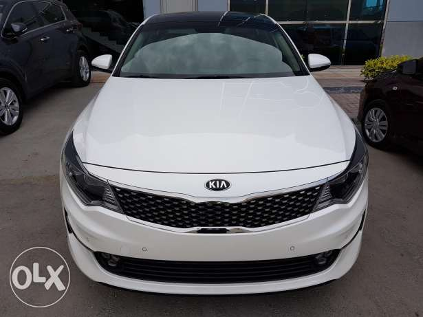 Brand New KIA Optima 2016 Full Option