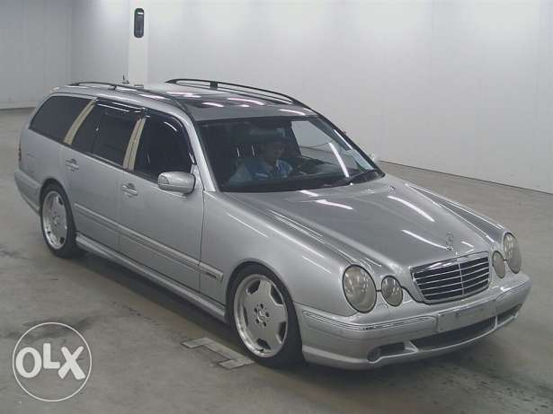 E430 201 amg kit wagon السنابس -  4