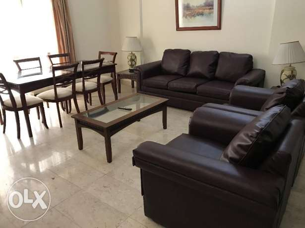 2BHK flat for rent in Juffair for 400BD(inc) with gym & swimming pool