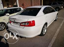 For sale mitsubishi galant 2009 passing until next year nov