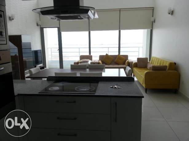 huge spacious 3 bed room DUPLEX in juffair tower navy welcome