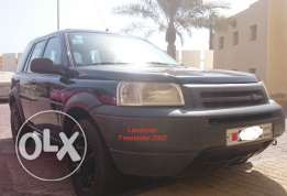 Landrover Freelander V6 , 2002, automatic, 190000 KM, Expat owned.