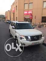 Nissan Patrol 2016 showroom condition