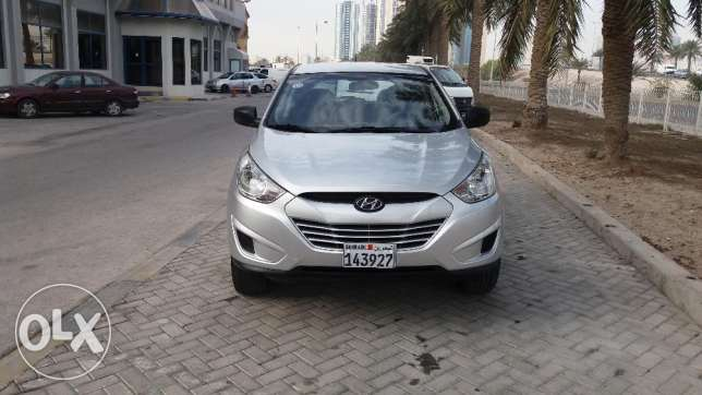 Jeep Hyundai Tucson Full Automatic Well Maintained 2013 Model