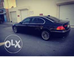 Mint condition BMW 730Li 2005