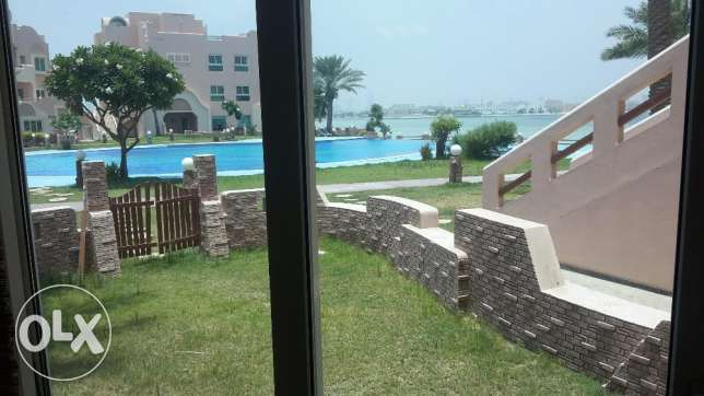 Sea view 3 BR in Tubli / Private Garden / Balcony