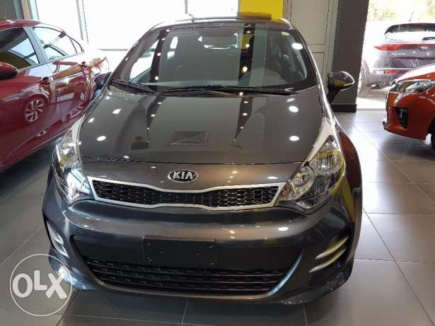 Kia RIO hatchback 2016 Full Option