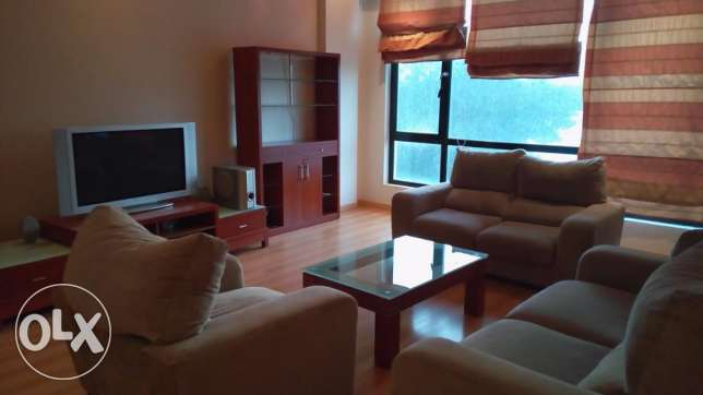 1 BR Fully Furnished Apartment in Juffair Luxury Tower
