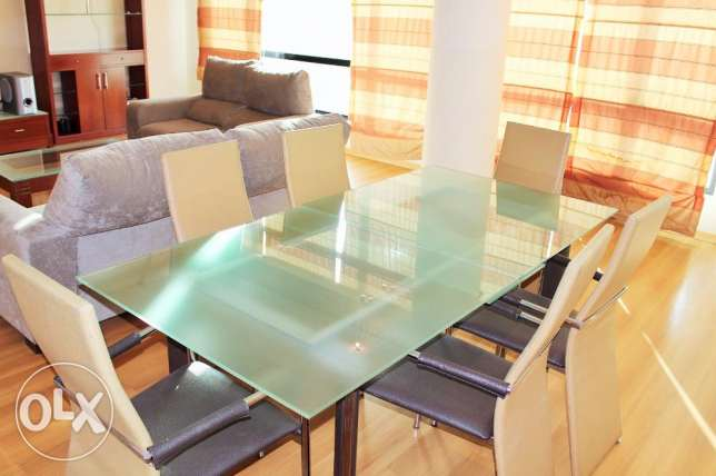 Fully furnished flat in Juffair 2 bedroom