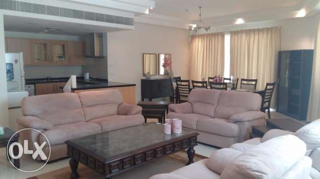 2 Bedrooms apartment with modern furniture full furnished (full sea vi