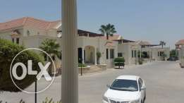 semi furnished villa in saar