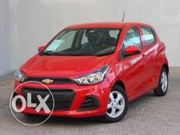 Chevrolet Spark LS 2017 Red للبيع