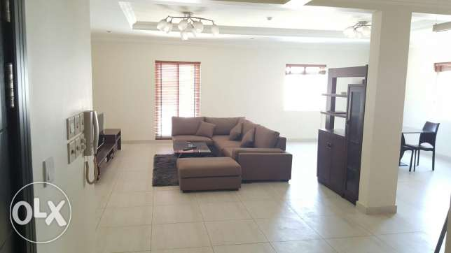 Very spacious 2 BHK apartment /new furniture Near st Christ school
