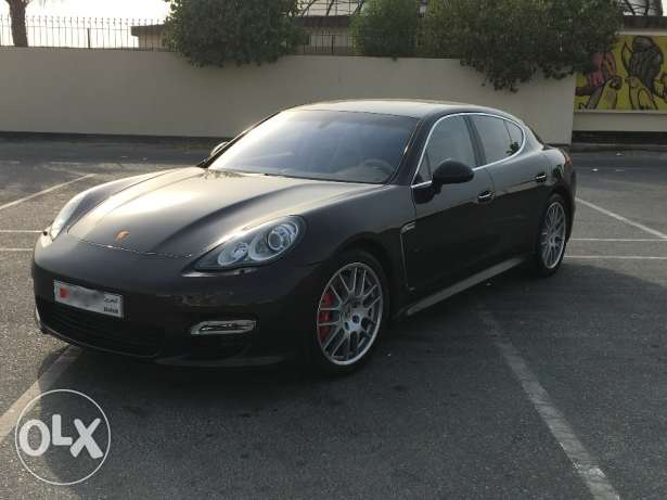 Panamera Turbo Full option جزر امواج  -  4
