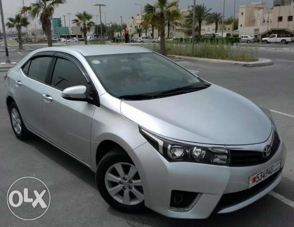 Toyota corolla 2015 Excellent condition