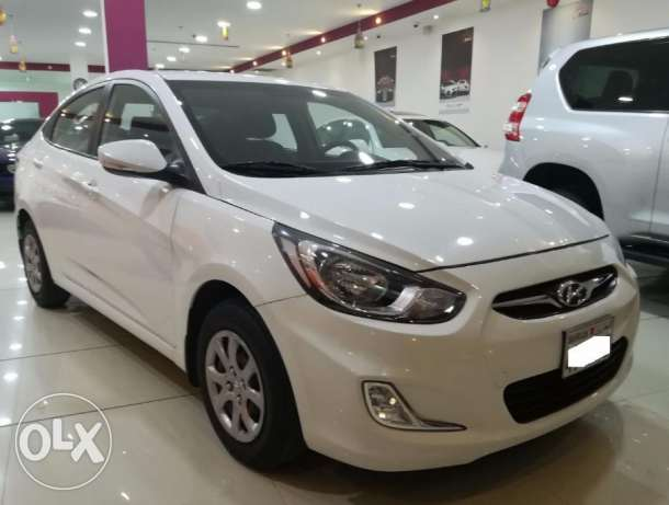 Hyundai Accent 2015 Monthly 70