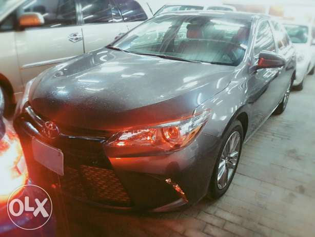 Toyota Camry Se 2015 model for sale in Cash and installments