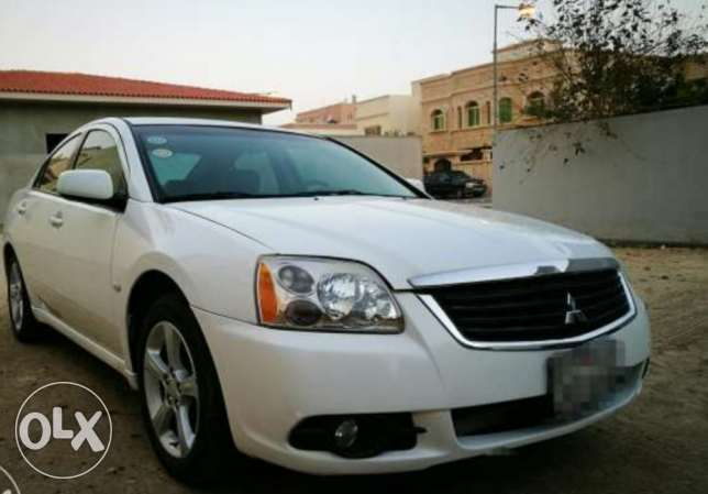urgent sale mitsubishi galant 2009 in a good condition