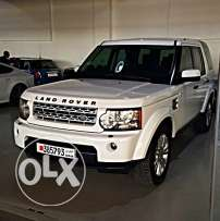 Landrover LR4 2011 7 seaters
