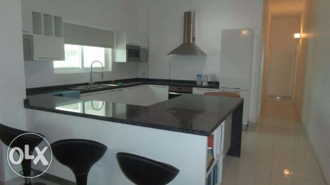 Furnished 3 Bedrooms flat at Janabiya