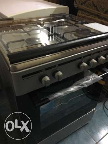 Brand new cooking ovens