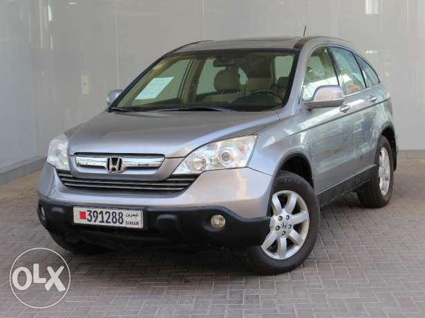 Honda CR-V 5Dr 2.4L 4WD RV-Si Auto 2008 Silver For Sale