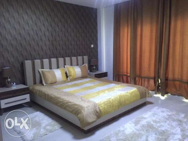3 Bedrooms Fully Furnished Apartment in Amwaj