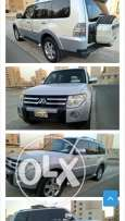 Mitsubishi pajero new shape full options