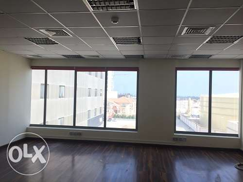 Spacious office space of 128 sq.mtr for rent BD. 706/- Exc