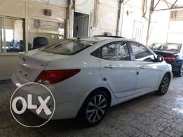 Hyundai Accent 1.6 full option never use bank loan will be aspt
