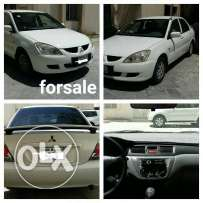 Lancer 2004 for sale urgent