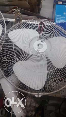 Wall fan new