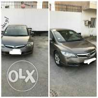 Honda civic 2006 model midle option