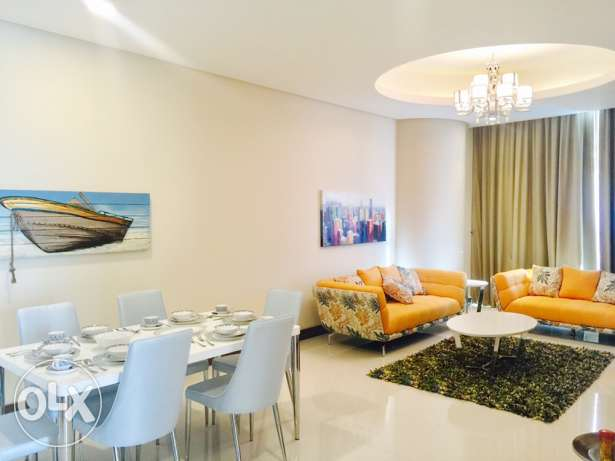 Two bedrooms Moder apartment for rent in Seef area. السيف -  2