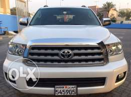 For Sale 2009 Toyota Sequoia Limited Single Owner Bahrain Agency