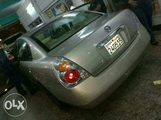 Nissan altima2005 in good conditions المحرق‎ -  4