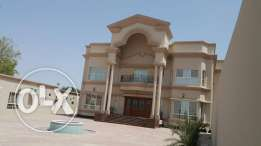 ELEGANT SUPER DELUXE Semi Furnished 6 Bedroom Villa For Rent in SAAR