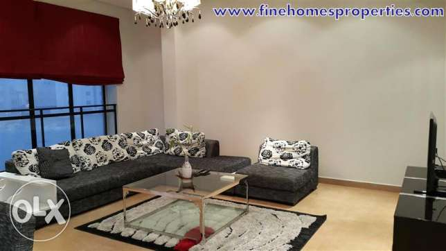 9JBA 2br fully furnished apartment for rent close to cause way