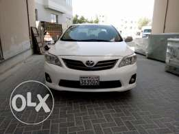 full option corolla 2011