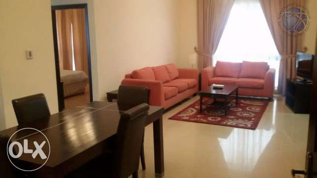 Very Spacious Fully Furnished Apartments Available السنابس -  1