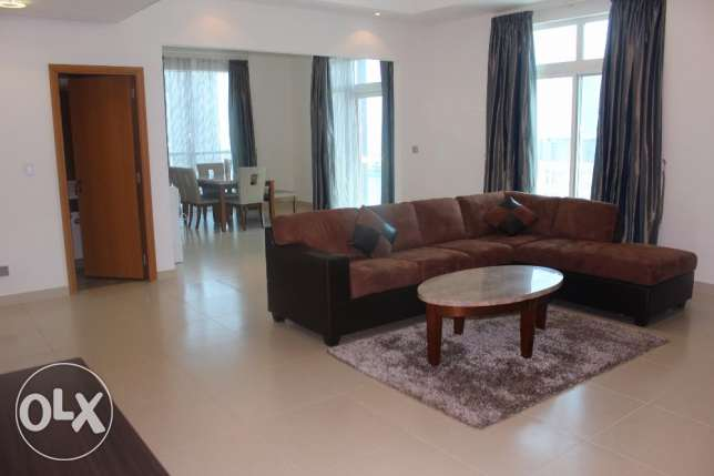 Fantastic Sea view 2 Bedrooms flat in Seef / Balcony