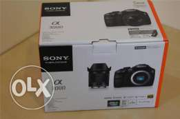 Sony A3000 DSLR Camera with 18-55mm Lens
