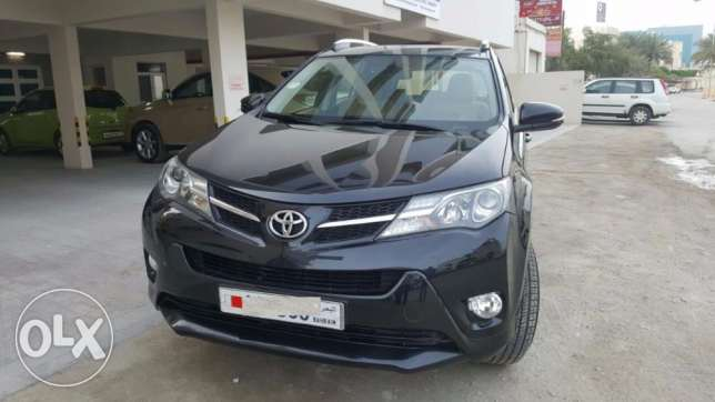 TOYOTA RAV-4 , 2013 model, personal car, expat owner.. Urgent Sale