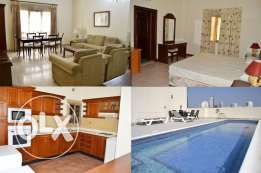 Fully Furnished Family apartment in Juffair